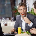 "Reginald ""Kim"" Boldon's 5 Tips for Successful Business Lunches"