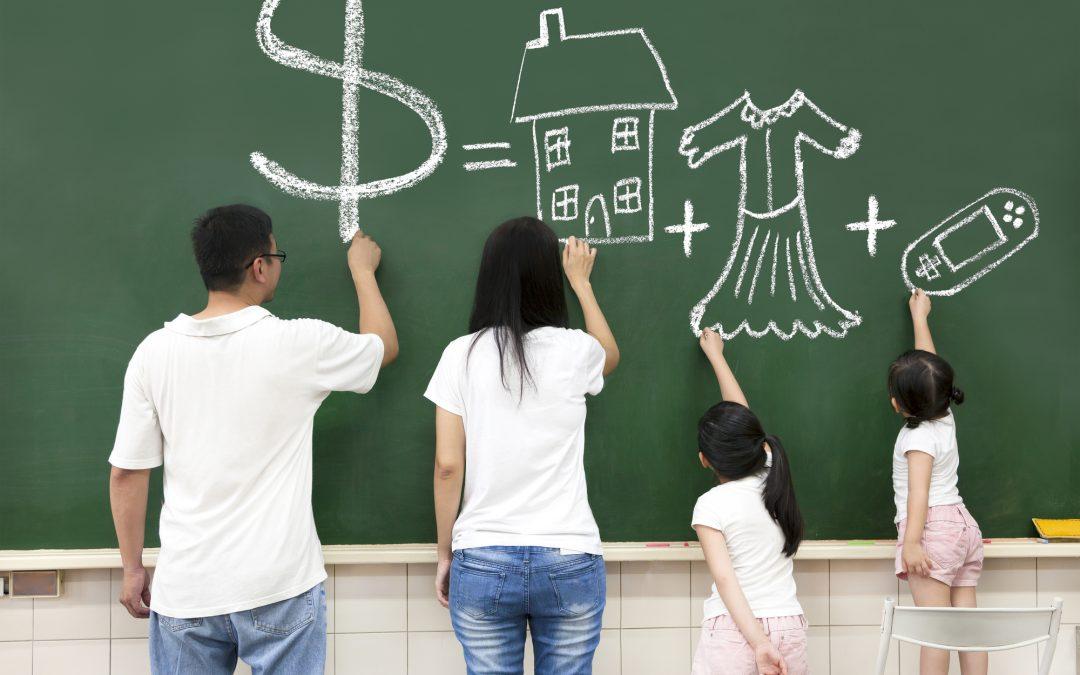 Children, Finances And La Crosse, WI's Consumerism Culture
