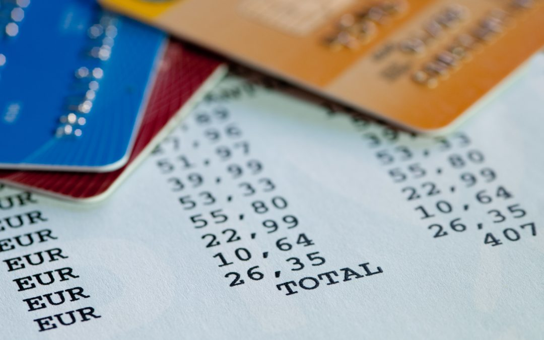 """Reginald """"Kim"""" Boldon's Six Steps For Dealing With Errors On Your Credit Card Statements"""