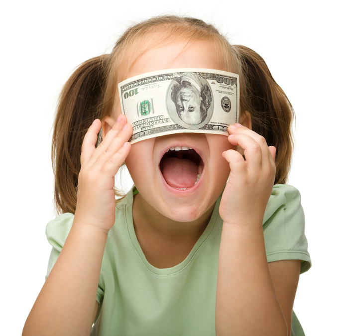 A La Crosse, WI Parents Four Step Guide On Teaching Money Management For Kids