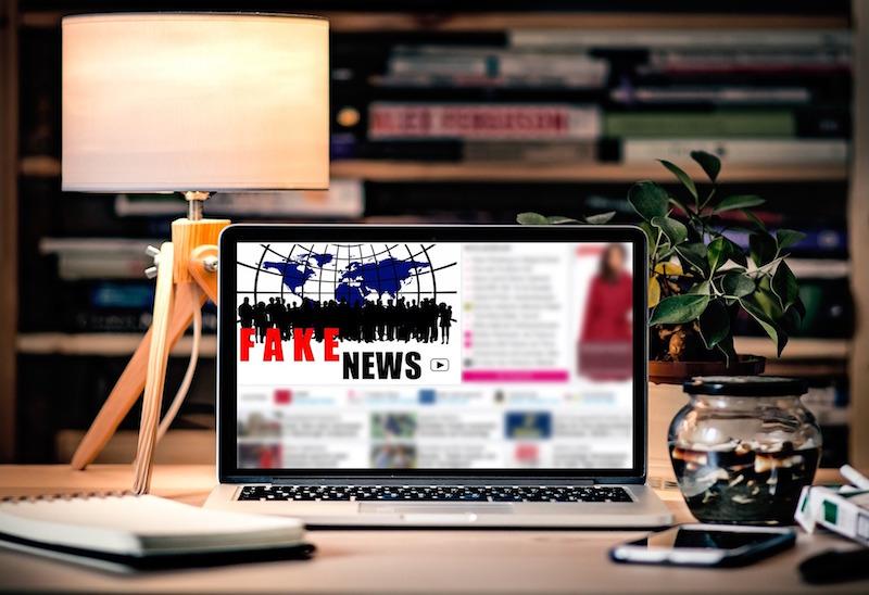 "Fake News & Four Online Privacy Tips By Reginald ""Kim"" Boldon"