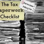 "Reginald ""Kim"" Boldon's Tax Paperwork Checklist"