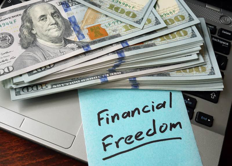 4 Goals To Jumpstart Your Financial Freedom In La Crosse, WI In 2018