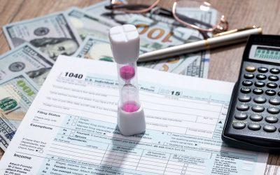 Reginald Kim Boldon's Tax Extension Breakdown
