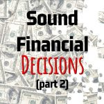 Reginald Kim Boldon's Key Points On How To Make Sound Financial Decisions (Part 2)