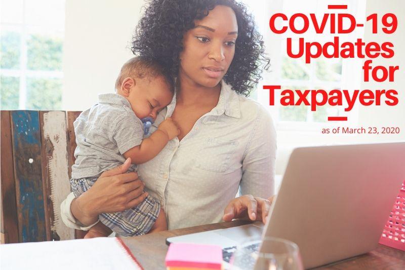 COVID-19 Updates For La Crosse, WI Taxpayers