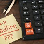 Reginald Kim Boldon's IRS Deadline Extension Update