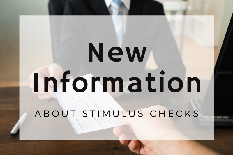 The latest on when La Crosse, WI taxpayers will get their stimulus check — and Social Security Beneficiaries too!
