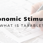 Which Stimulus Payments Are Taxable (and Which Aren't) For La Crosse, WI Taxpayers