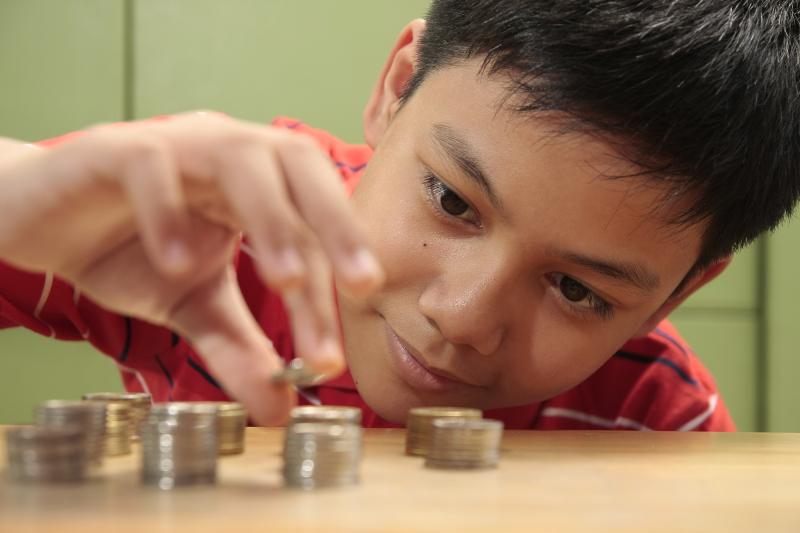 Reginald Kim Boldon's Guiding Principles For Teaching Kids About Money