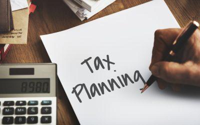 Reginald Kim Boldon's Seven End of Year Tax Planning Strategies